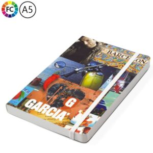 custom made a5 schrijfboekjes Sindy
