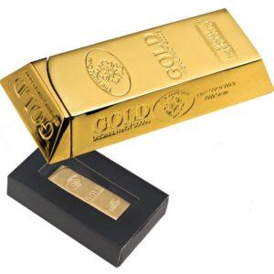 goudstaaf aanstekers bedrukken met logo graveren