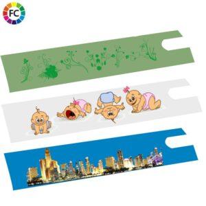 kartonnen pen verpakking sleeve